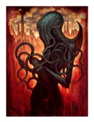 "Image of ""Cthulhu"" Limited Edition Print"