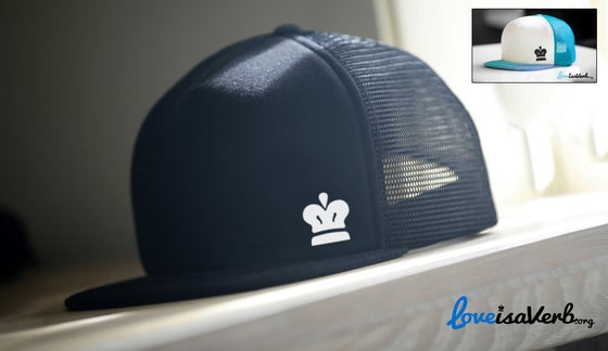 Image of LOVERB TRUCKER HAT