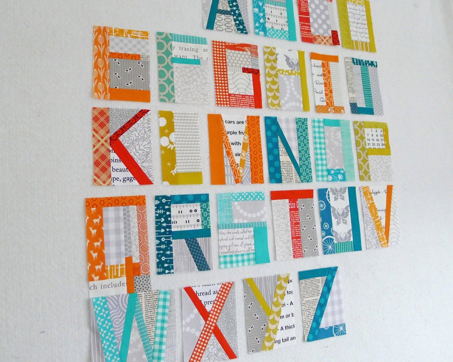 Image of REFRIGERATOR MAGNETS pdf quilt block pattern