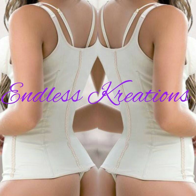 Image of Non Latex Vest Body Shaper