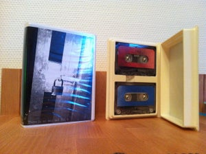 "Image of ""There Is No Way Out"" Tape Compilation out on Puzzle Records"