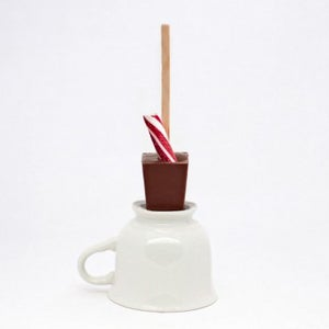 Image of Ticket Hot Chocolate on a Stick