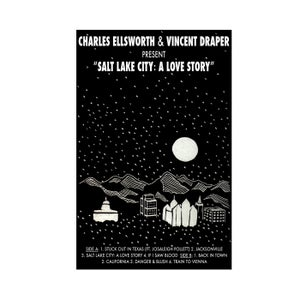 Image of Salt Lake City: A Love Story Limited Edition Vinyl (1 of 500)