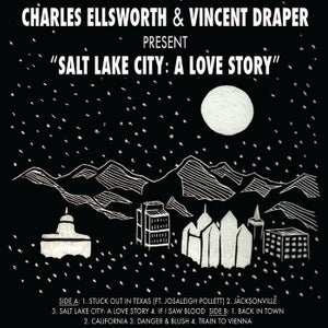 Image of Salt Lake City: A Love Story On CD