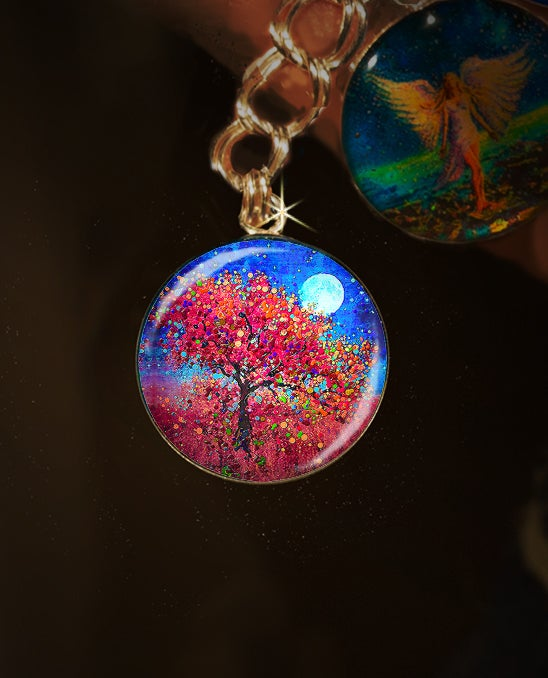 Image of Harvest Moon - Abundance Blessing Charm