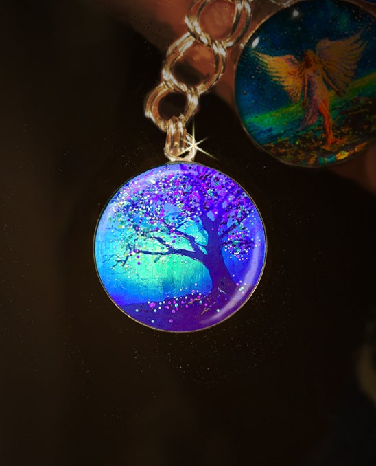Image of Firefly Tree Bereavement Charm - Dealing With Loss Of A Loved One