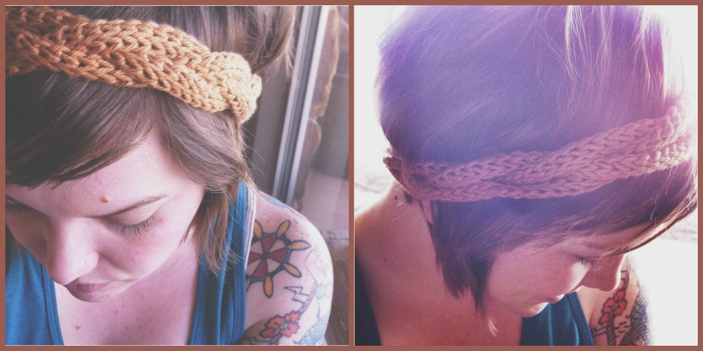 Image of Braid Headband/Crown