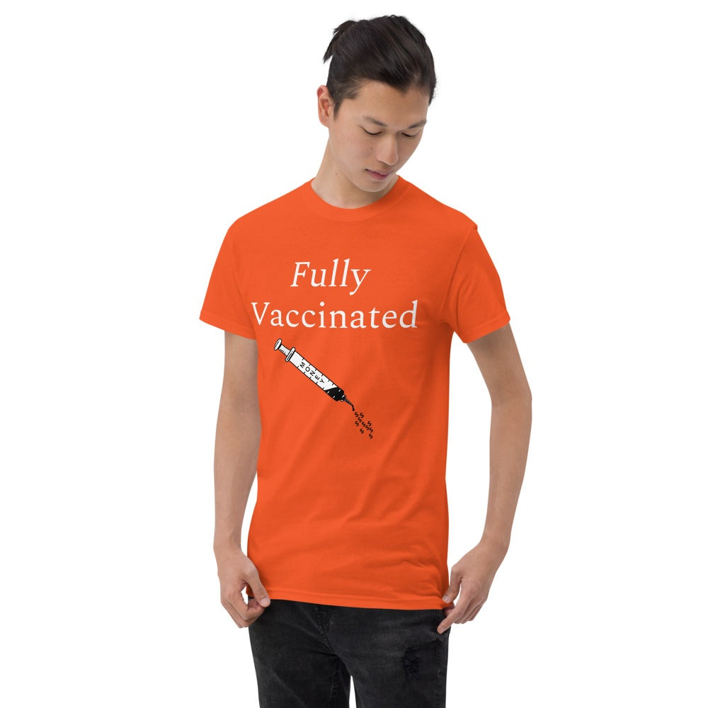 Image of Fully Vaccinated With Money T-Shirt