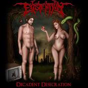 Image of Decadent Desecration CD