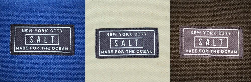 Image of Salt Surf - Blue Tote