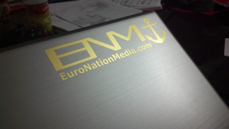 Image of ENM.COM STICKERS