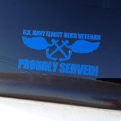 Image of Rating Decal