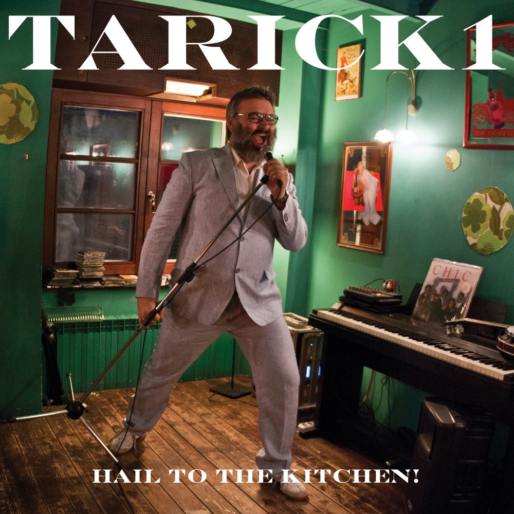 Image of TARICK 1 - Hail to the kitchen! (cd digipack)