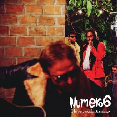 Image of NUMERO6 - I love you fortissimo