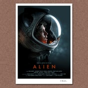 Image of Alien Poster