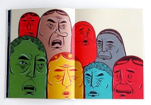 Image of Barry McGee T.H.R