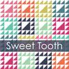 Sweet Tooth Mini Quilt #108, PDF Pattern