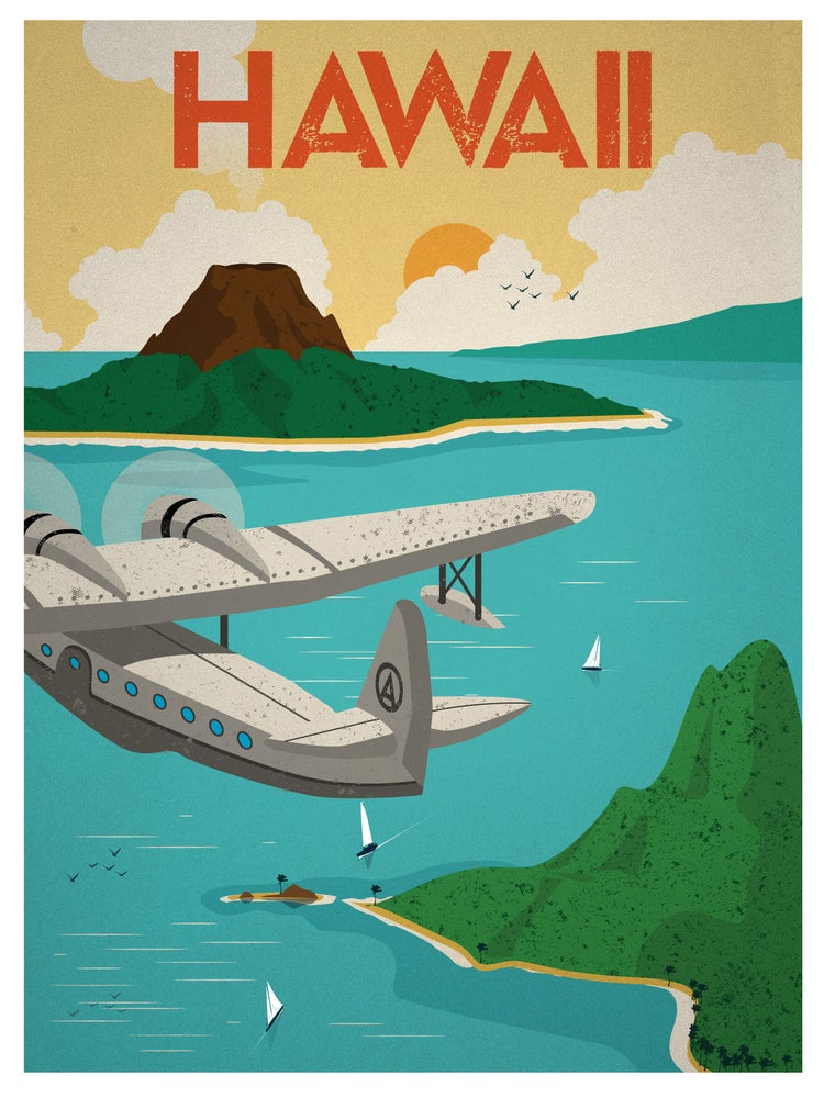 Image of Hawaii Poster