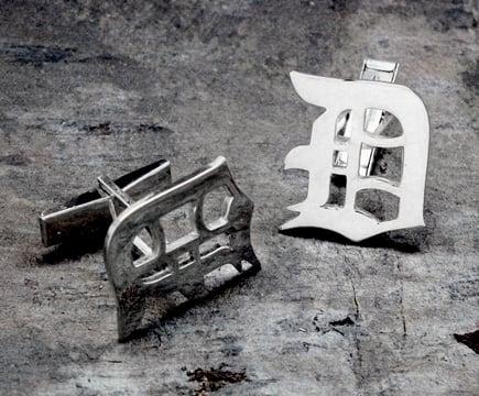 Image of Detroit Cufflinks