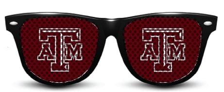 Image of My Custom Specks Texas A&M Specks