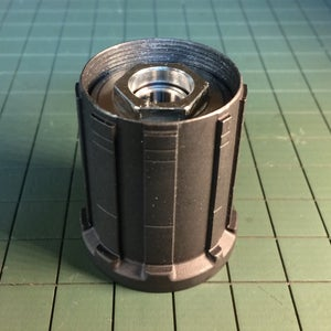 Image of Mavic Shimano 9/10/M11 Freehub Body Road - M40592 / 308 711 01