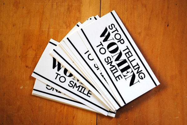Image of STWTS Large Stickers