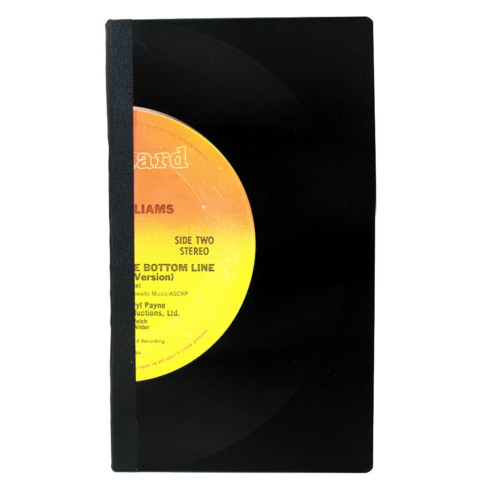 Image of Record Pocket Notebook