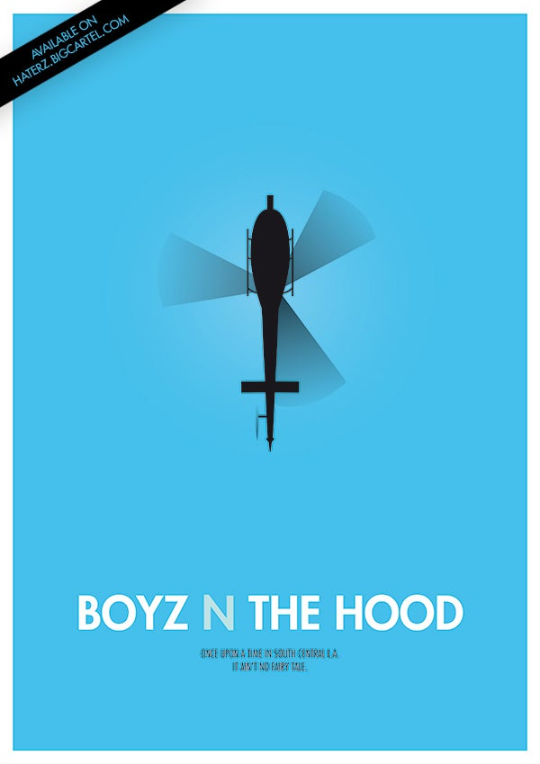 Image of CINÉMA DE QUARTIER - Boyz N the hood
