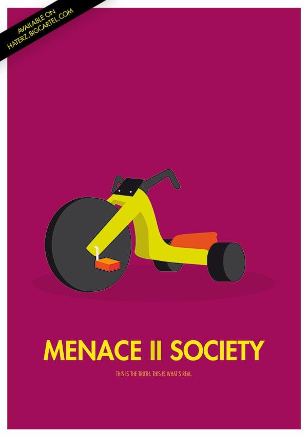 Image of CINÉMA DE QUARTIER - Menace II Society