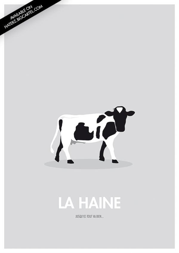 Image of CINÉMA DE QUARTIER - La Haine