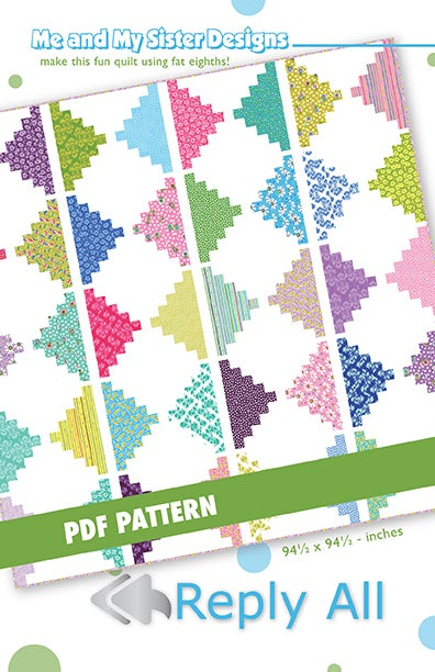 Image of Reply All PDF pattern