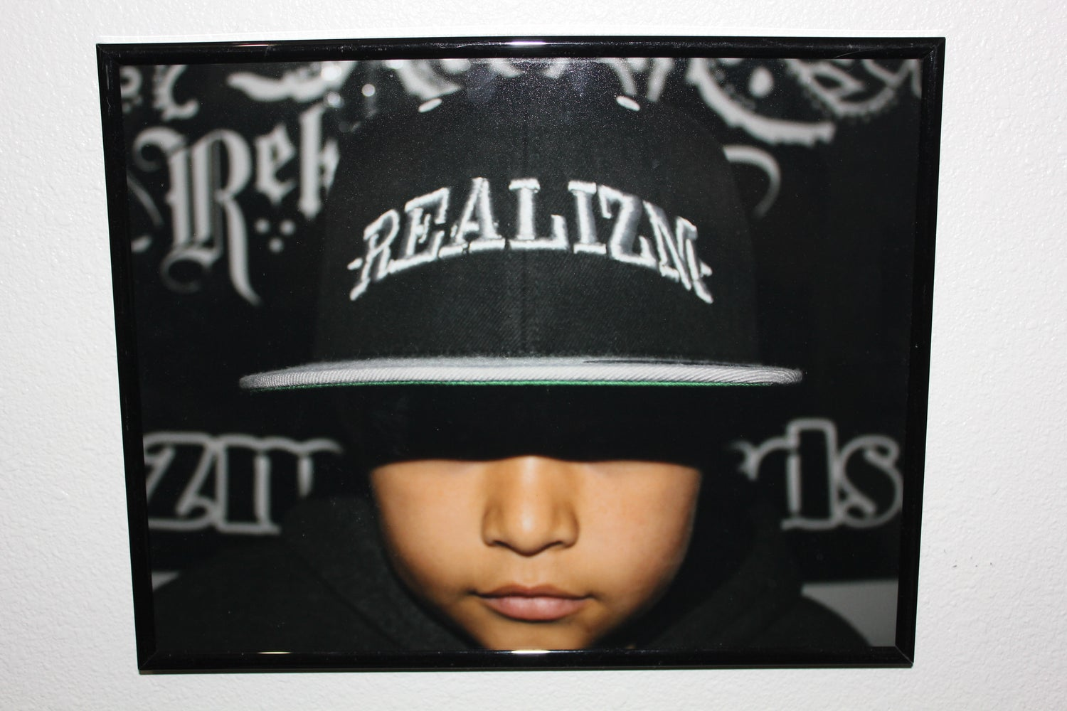 "Image of ""Realizm"" Print by Krazy race"