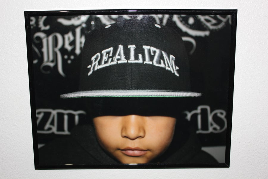 """Image of """"Realizm"""" Print by Krazy race"""