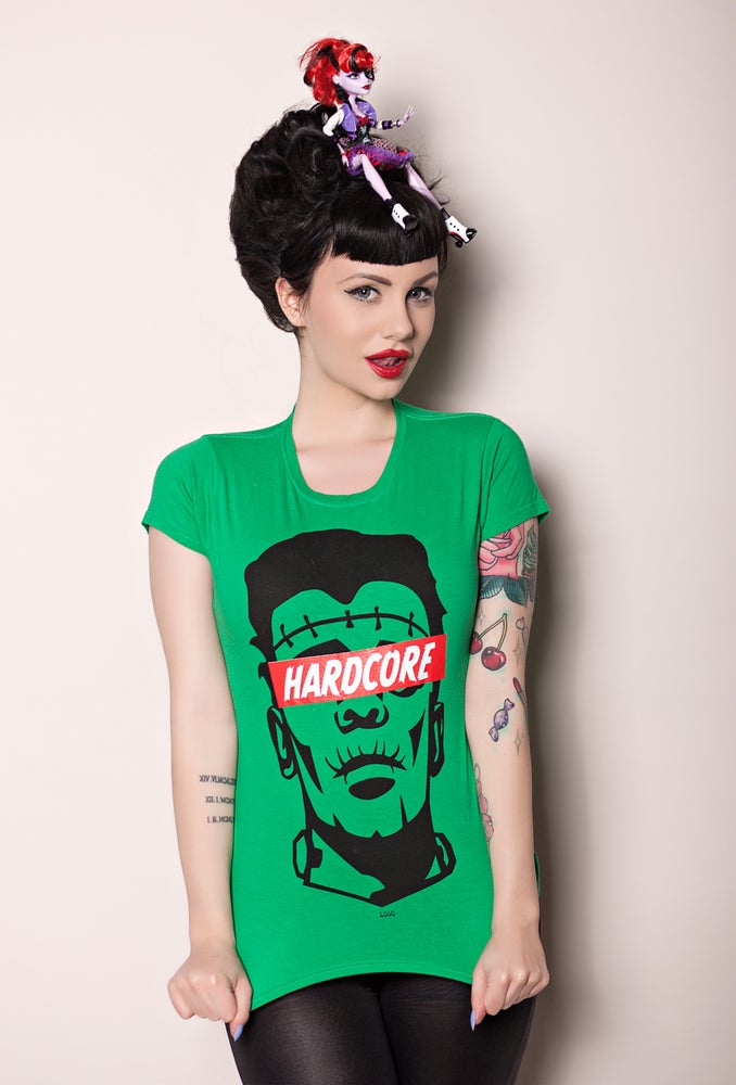 Image of Hardcore FRANKIE Mens & Ladies T-Shirt