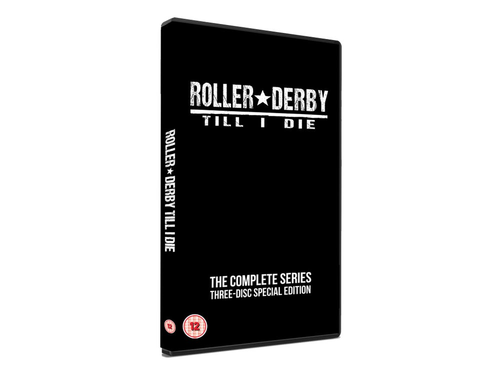Image of Roller Derby Till I Die - The Complete First Series Special Edition DVD