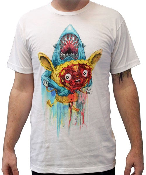 Image of Hang In There | By Alex Pardee | T Shirt