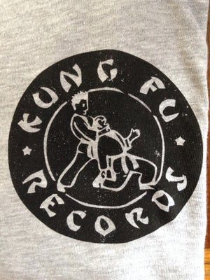 Image of The Official Kung Fu Records Tee