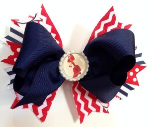 Image of Choplanta Logo Hair Bow