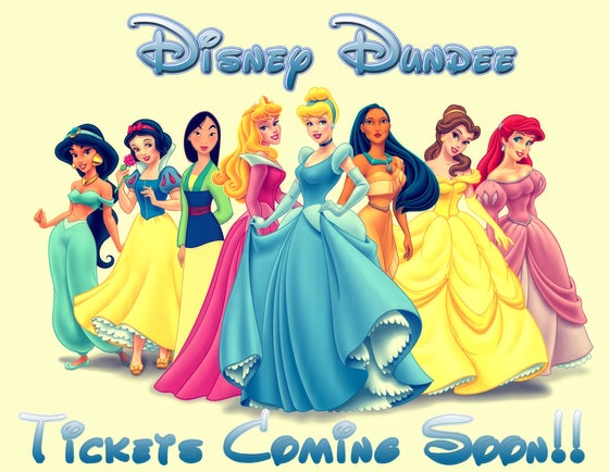 Image of Disney Dundee Tickets