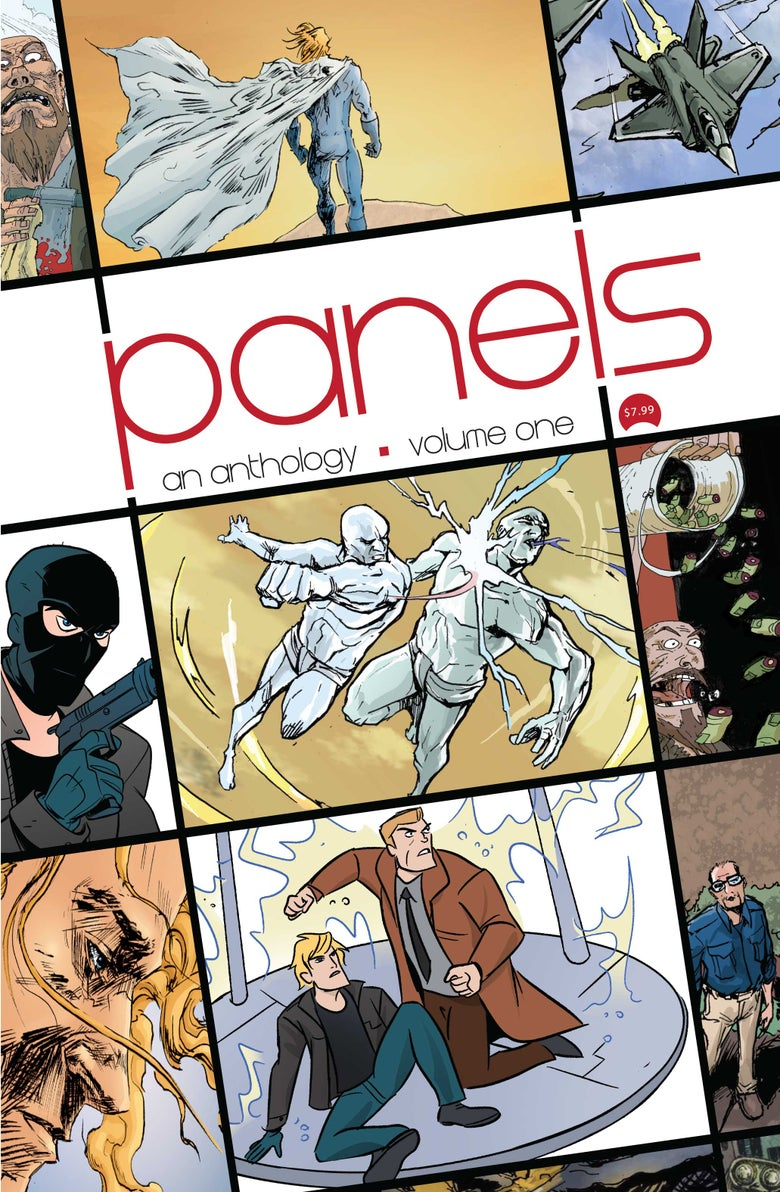 Image of PANELS anthology, Vol. #1