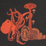 Image of Coney Island Octopus Tee