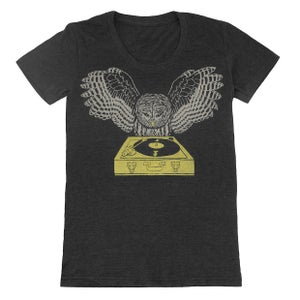 Image of Women's DJ Owl Tee