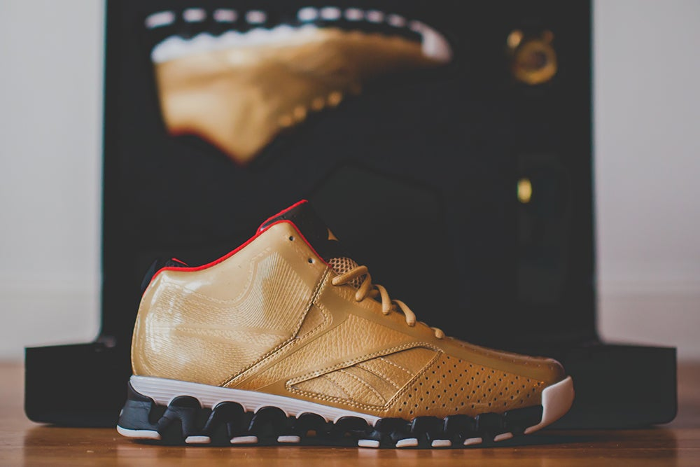 "Image of Reebok Zig Encore John Wall ""Beyond The Gold"" Pack"