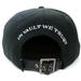 Image of Dead Presidents Strapback (Black/White)