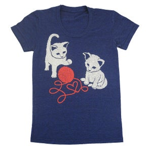 Image of Women's Kittens Tee