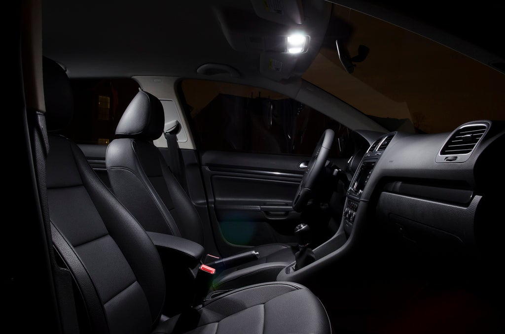 Image of 10PC Complete Interior LED Kit Fits: Jetta Sportwagen 2009+