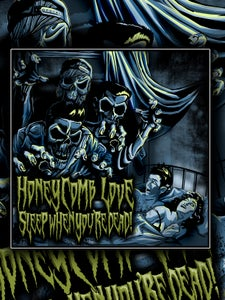 Image of Sleep When Your Dead E.P on CD