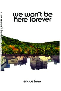 Image of WE WONT BE HERE FOREVER  by Eric de Jesus SALE!!!!