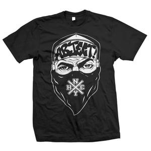 """Image of ABJECT! """"Bandana Guy"""" T-Shirt"""