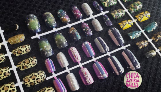 Image of Fun Nail Mix Two